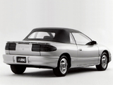 Saturn Coupe + Roadster Concept by ASC 1993 photos