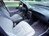 Saturn SL 1996–99 images