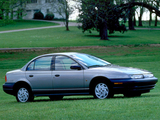 Saturn SL 1996–99 photos