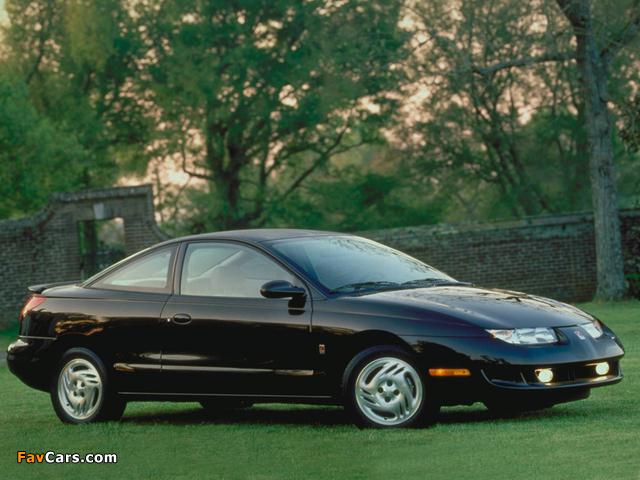 Saturn SC 1997–2000 pictures (640 x 480)