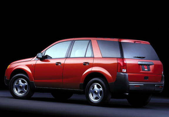 Photos Of Saturn Vue 200205