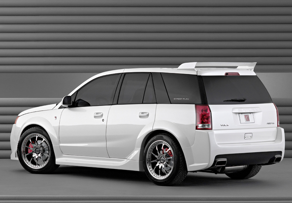 of Saturn Vue Red Line Street Play Concept 2004
