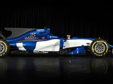 Sauber C36 2017 wallpapers