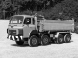 Images of Saurer D330B 8x4 1976–82