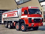 Saurer D330 8x4 Tanker 1976–82 pictures