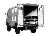 Saviem TP3 4x4 Ambulance 1969–75 photos