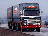 Photos of Scania LBS140 1968–72