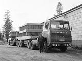 Scania LB110 1968–72 photos