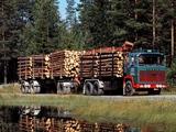 Scania LBT140 Timber Truck 1968–72 photos