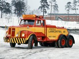Scania LT110 Recovery Vehicle wallpapers