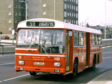 Metro-Scania BR111MH MCW B37D 1973 pictures
