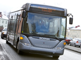 Images of Scania Hybrid Concept Bus 2007