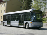 Photos of Scania Hybrid Concept Bus 2007