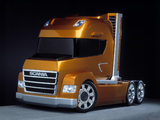 Scania STAX Concept 2002 photos
