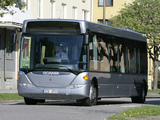 Scania Hybrid Concept Bus 2007 images
