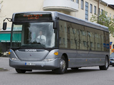 Scania Hybrid Concept Bus 2007 pictures