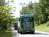 Scania-Siemens e-Highway 8x4 Trolley Truck 2012 wallpapers