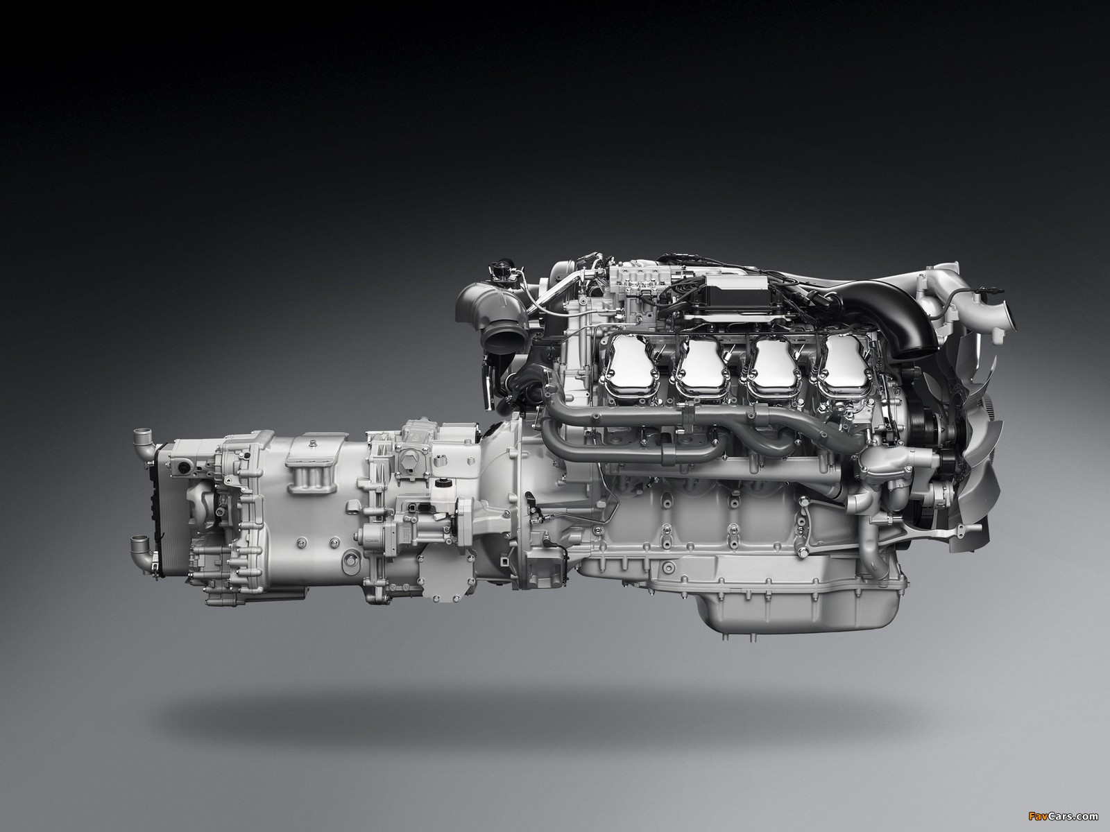 Engines Scania 730 hp 16 4-litre Euro 5 pictures (1600x1200)