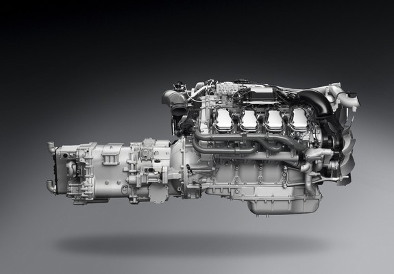Engines Scania 730 hp 16 4-litre Euro 5 pictures