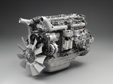 Engines  Scania 360/400/440/480 hp 13-litre Euro 5 with EGR pictures