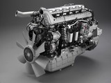Engines  Scania 420/470 hp 12-litre Euro 4 turbocompound wallpapers