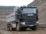 Images of Scania G480 6x4 Tipper 2005–10
