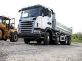 Images of Scania G440 8x4 Tipper 2009–13