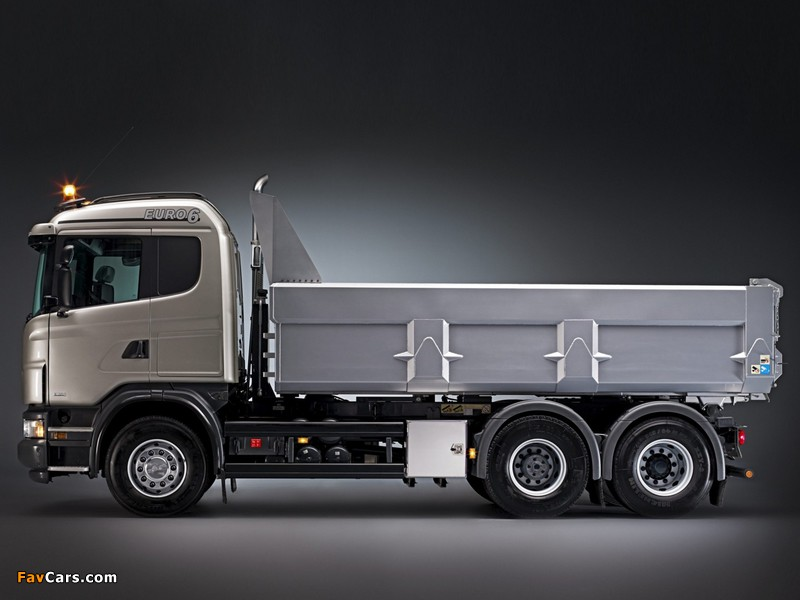 Images of Scania G480 6x4 Tipper 2010–13 (800 x 600)
