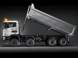 Images of Scania G400 8x8 Tipper Off-Road Package 2011