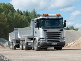 Images of Scania G450 6x4 Tipper Streamline 2013