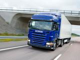 Photos of Scania G420 4x2 2005–10