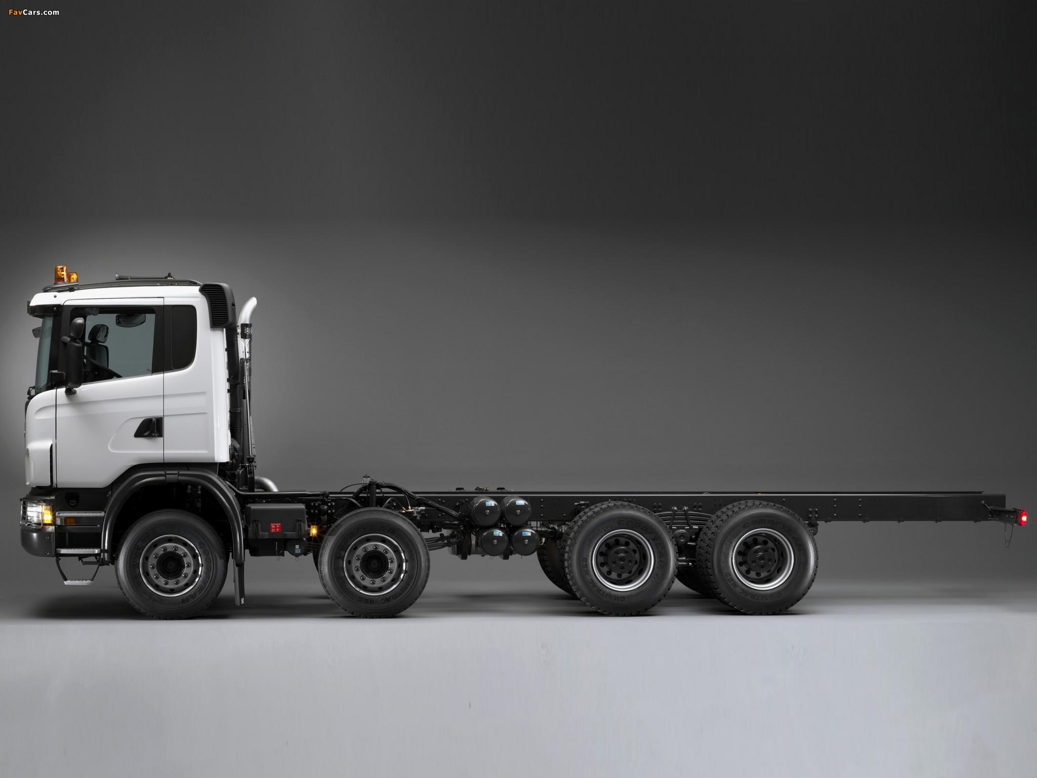 Photos of Scania G420 8x4 2005–10 (2048 x 1536)