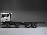 Photos of Scania G420 8x4 2005–10