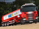 Photos of Scania G440 6x2 UK-spec 2010–13