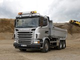 Photos of Scania G480 6x4 Tipper 2010–13