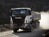 Photos of Scania G440 6x6 Tipper Off-Road Package 2011