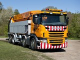 Photos of Scania G480 8x2 Sewer Cleaner 2012–13