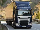Photos of Scania G450 4x2 Streamline Highline Cab 2013