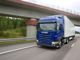 Pictures of Scania G420 4x2 2005–10
