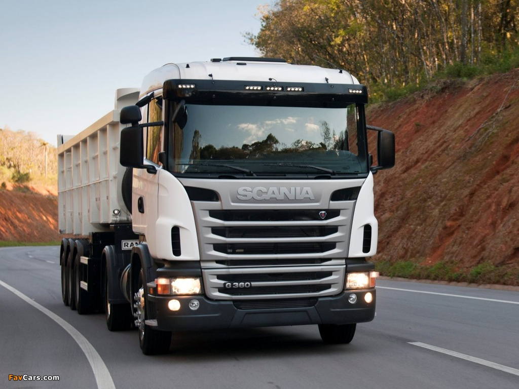 Pictures of Scania G360 4x2 2009–13 (1024 x 768)