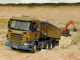 Pictures of Scania G420 6x4 2010–13