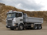 Pictures of Scania G480 6x4 Tipper 2010–13