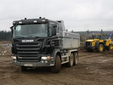 Scania G480 6x4 Tipper 2005–10 images