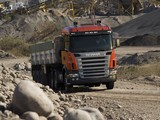 Scania G420 6x4 2005–11 images