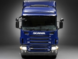 Scania G420 4x2 2005–10 images