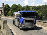 Scania G400 6x2 2009–13 images