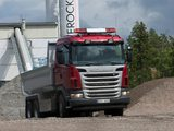 Scania G360 6x4 Tipper 2009–13 images