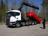 Scania G400 6x2 2009–13 photos