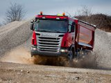 Scania G480 8x4 Tipper 2010–13 photos