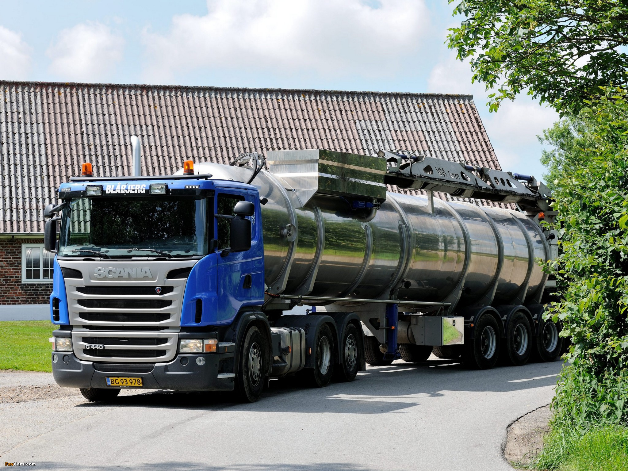 Scania G440 6x2 2010–13 pictures (2048 x 1536)